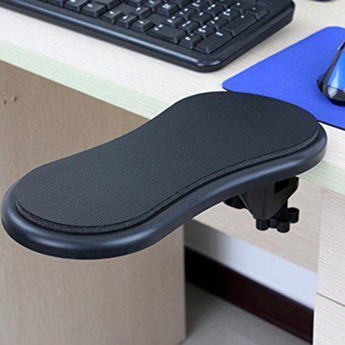 Home Office Adjustable Computer Arm Support Mouse Pad A Https Www Amazon Com Dp B00ufgugf8 Ref Cm Sw R Pi D Adjustable Computer Desk Wrist Rest Computer