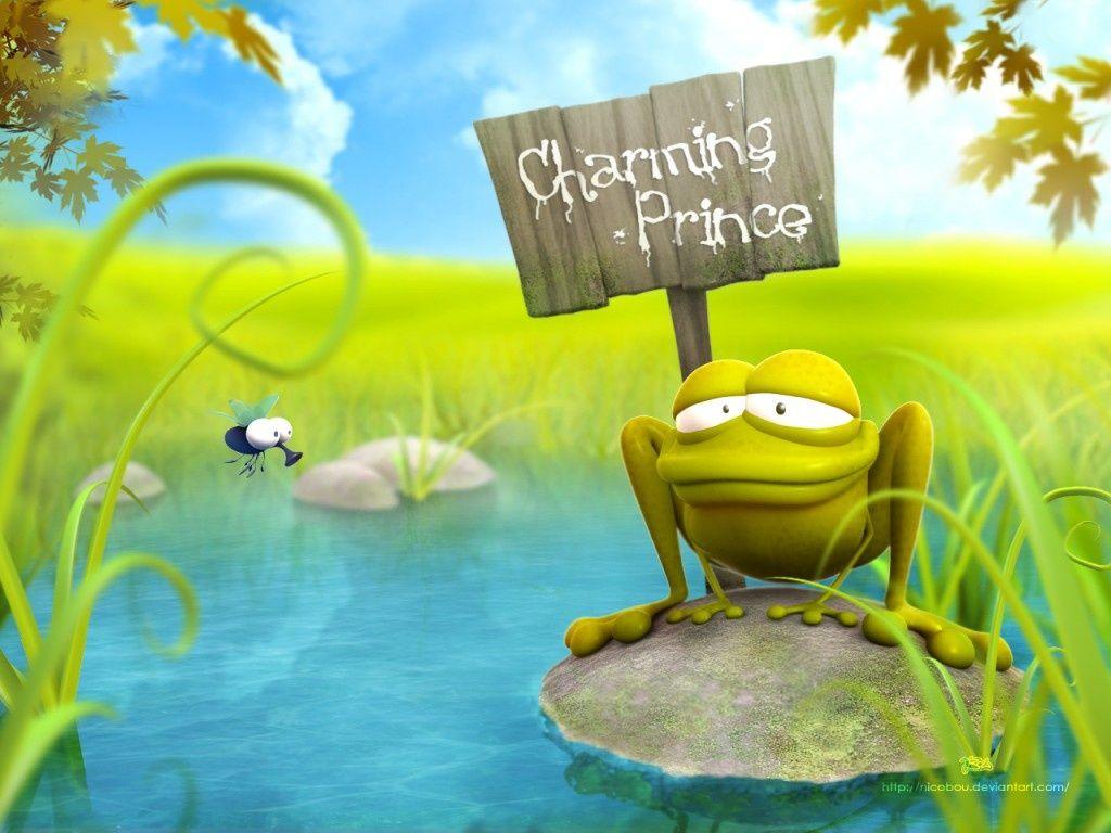 Download Pantalla Gratis Fondos De Para Pc Animados 195867 And Hq Pictures Megahdwall Com In 2020 Cartoon Wallpaper Cartoon Background Frog Wallpaper
