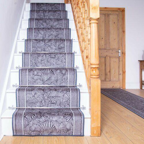Teppich Almond in Schwarz Rosalind Wheeler Teppichgröße: Läufer 80 x 780 cm