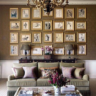100 Interesting Ways To Hang Art