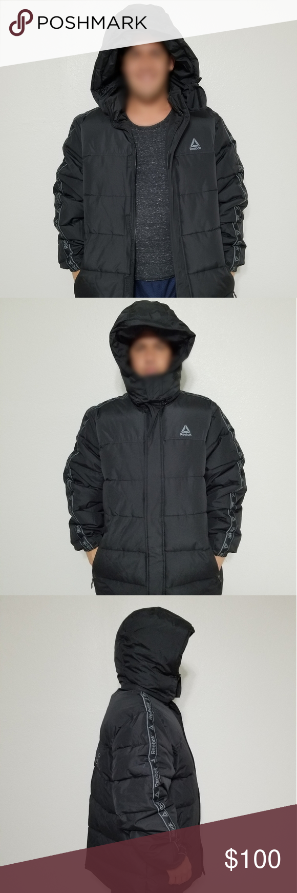 Reebok Men S Winter Jacket This Reebok Men S Winter Jacket Is New With Tag Excellent For Your Winter Adventures Winter Jackets Winter Jacket Men Mens Jackets [ 1740 x 580 Pixel ]