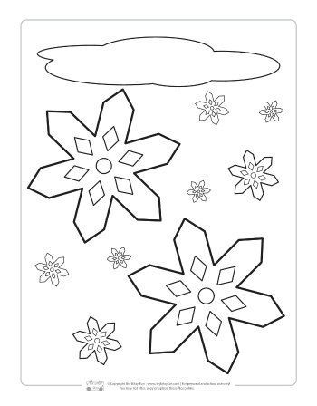 Weather Coloring Pages for Kids   Coloring pages, Coloring ...