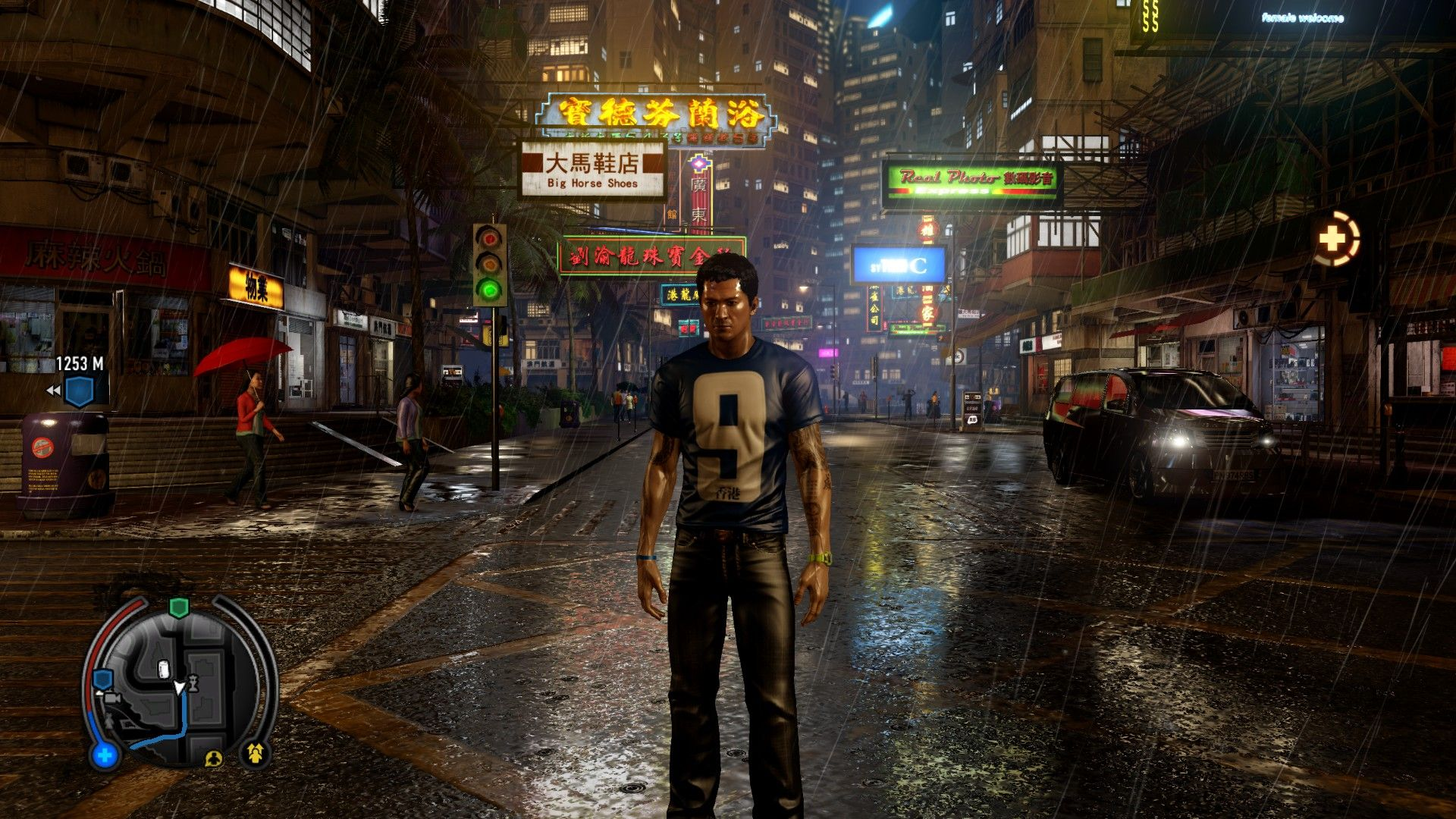 Sleeping Dogs Pc Game Pictures