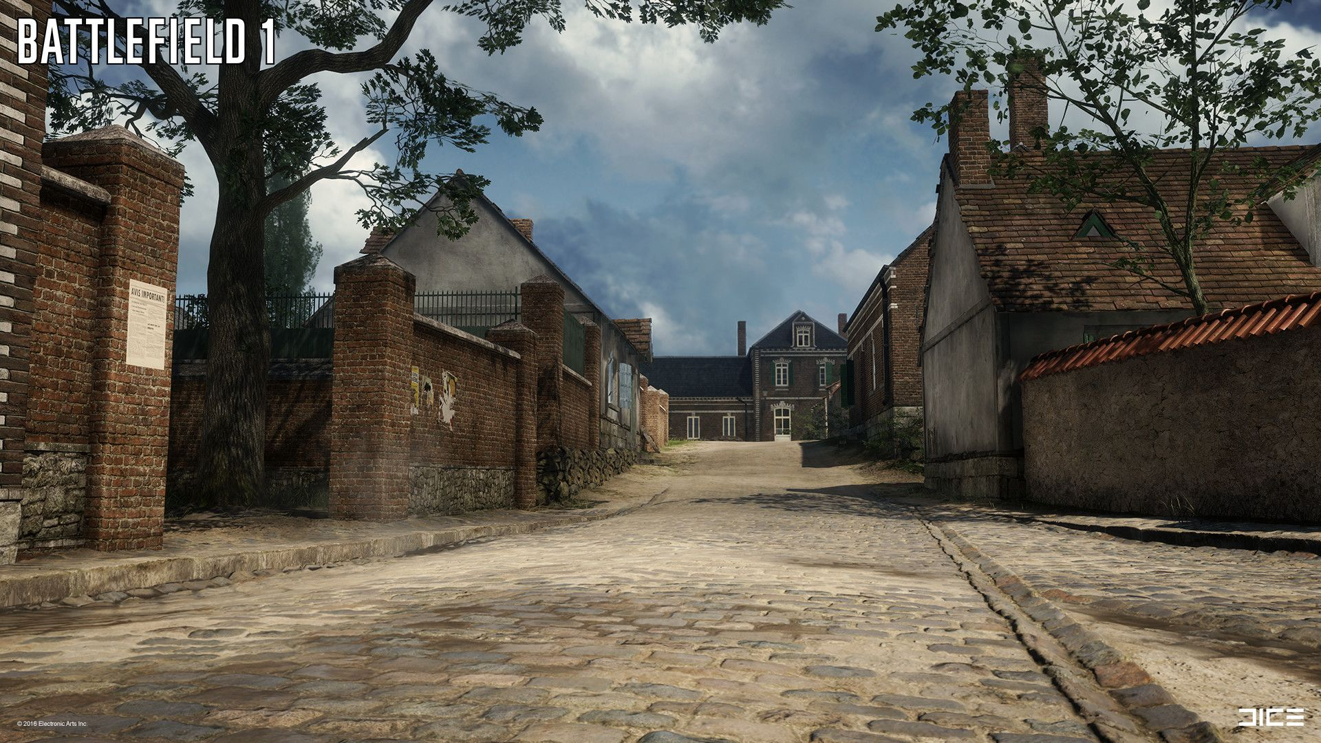 Artstation Battlefield 1 St Quentin Scar Oscar Johansson