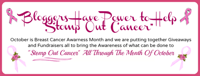 Live Laugh Love To Shop & Mommies Point of View Are Promoting Blogger Have The Power to Stomp Out Cancer!!!  You can write your story to share!  There are many ways to participate!