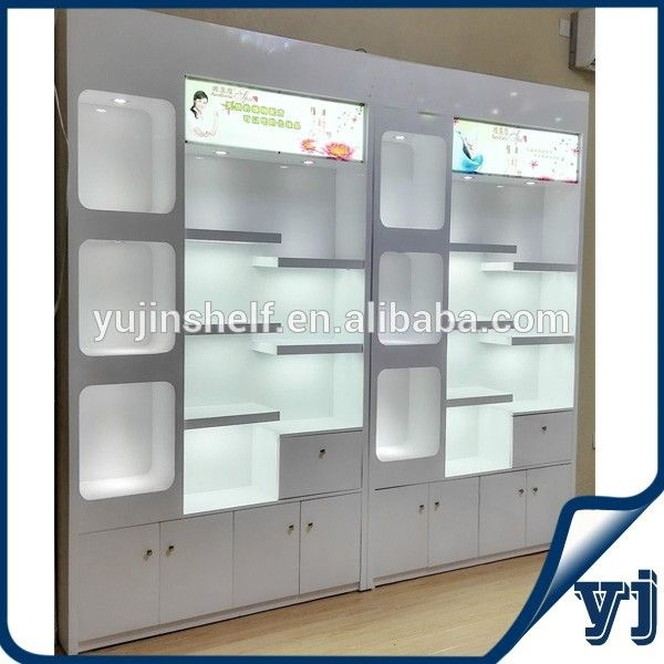 Shop Display Wooden Furniture Showcase Design / Wall Glass ...