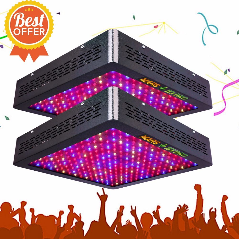 Mars Hydro Last Hours Discount Selling Led Grow Lights Led Grow Led Lights