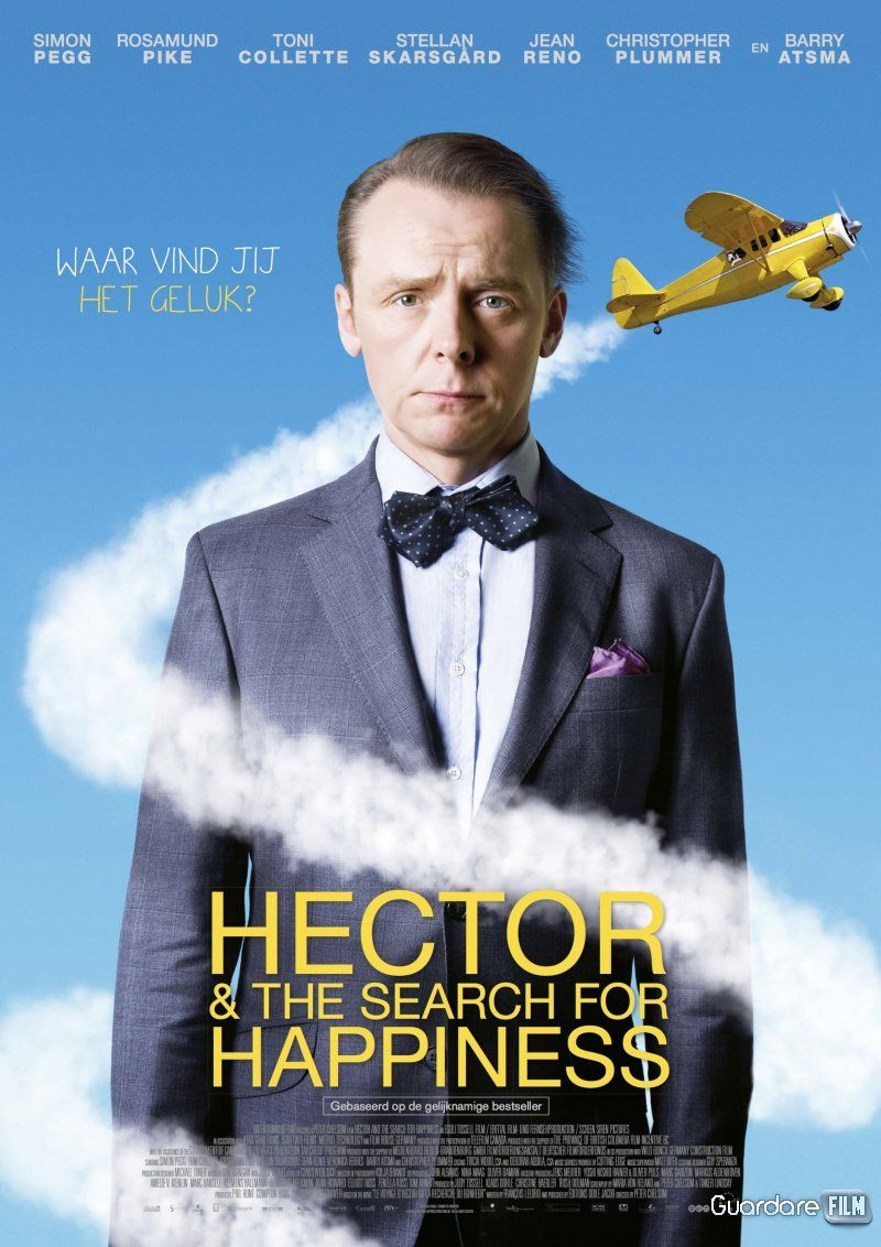 Hector and the Search for Happiness (2014) in streaming