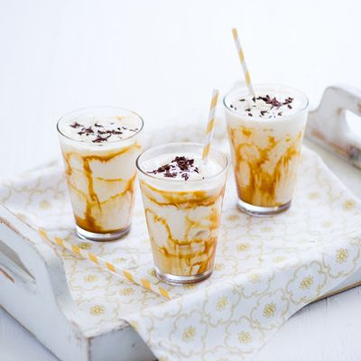 Image result for coconut milk caramel drink