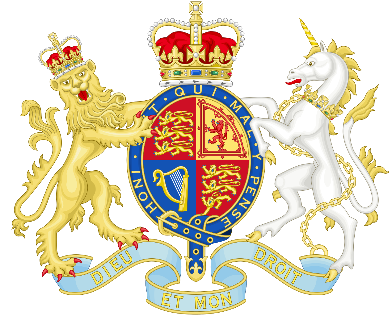 Royal Stuart Coat Of Arms A Tattoo Im Eventually Going To