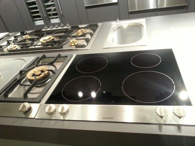 Kitchen Hob Gaggenau