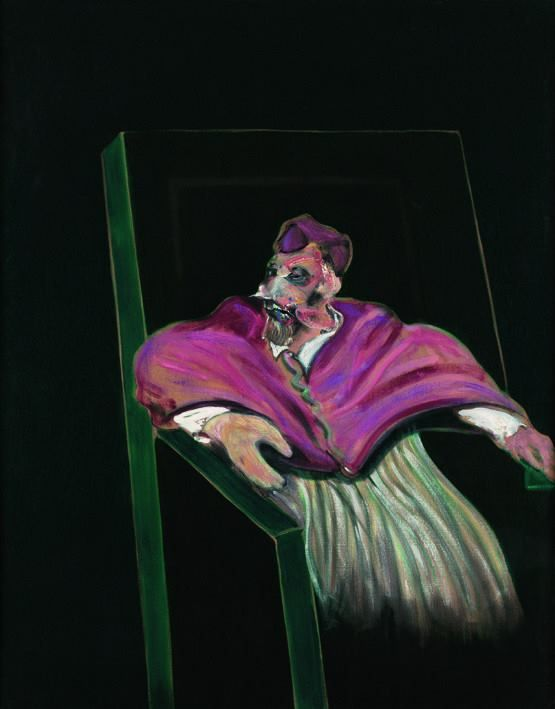 """Francis Bacon (1909-1992) 