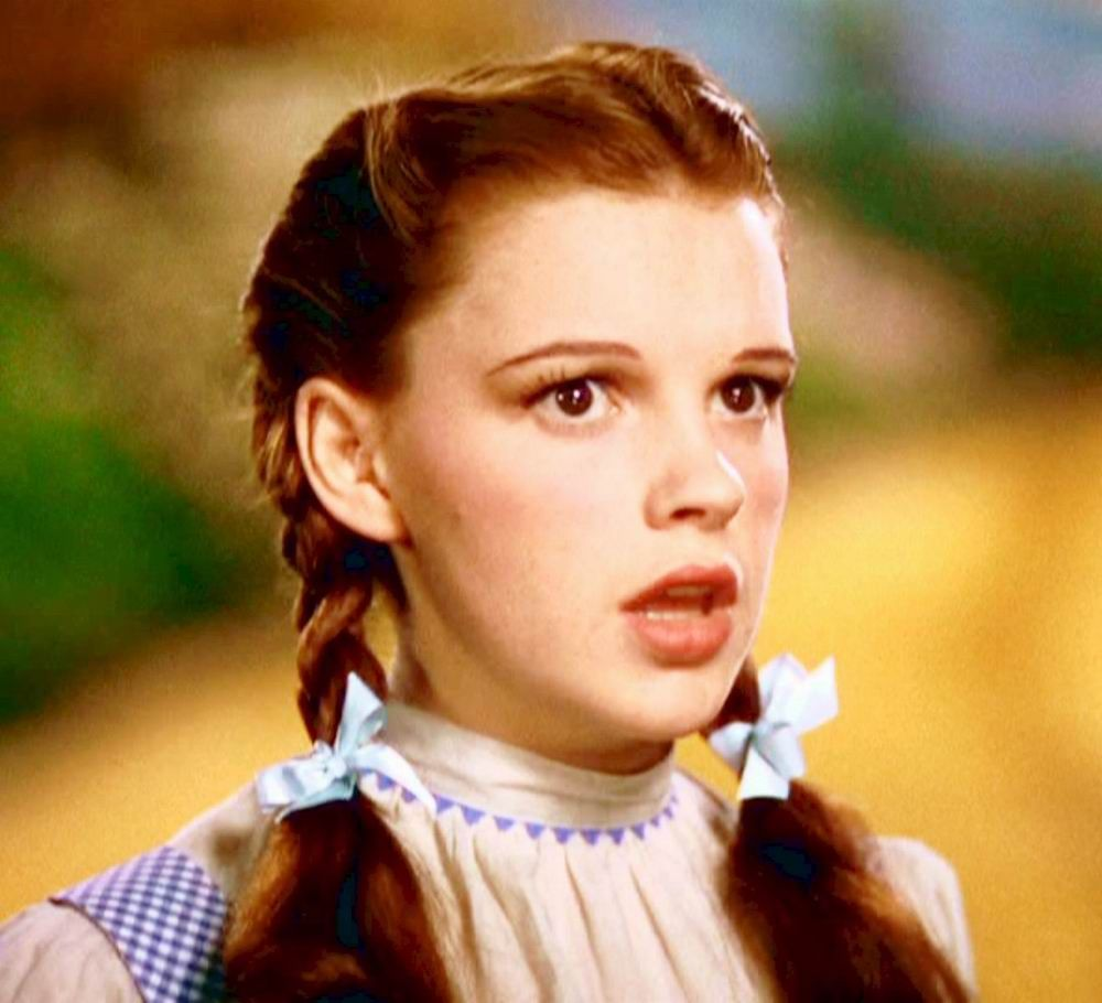 Judy Garland As Dorothy In The Wizard Of Oz Dorothy Wizard Of Oz Judy Garland Judy Garland Liza Minnelli
