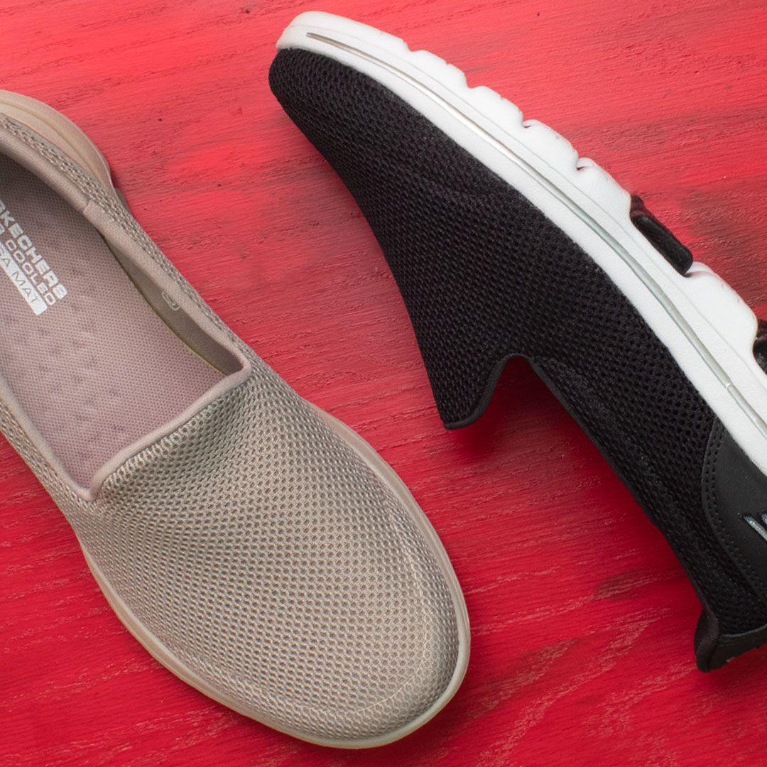 Skechers Go Walk 5 Walking Shoes Womens In 2020 Casual Shoes