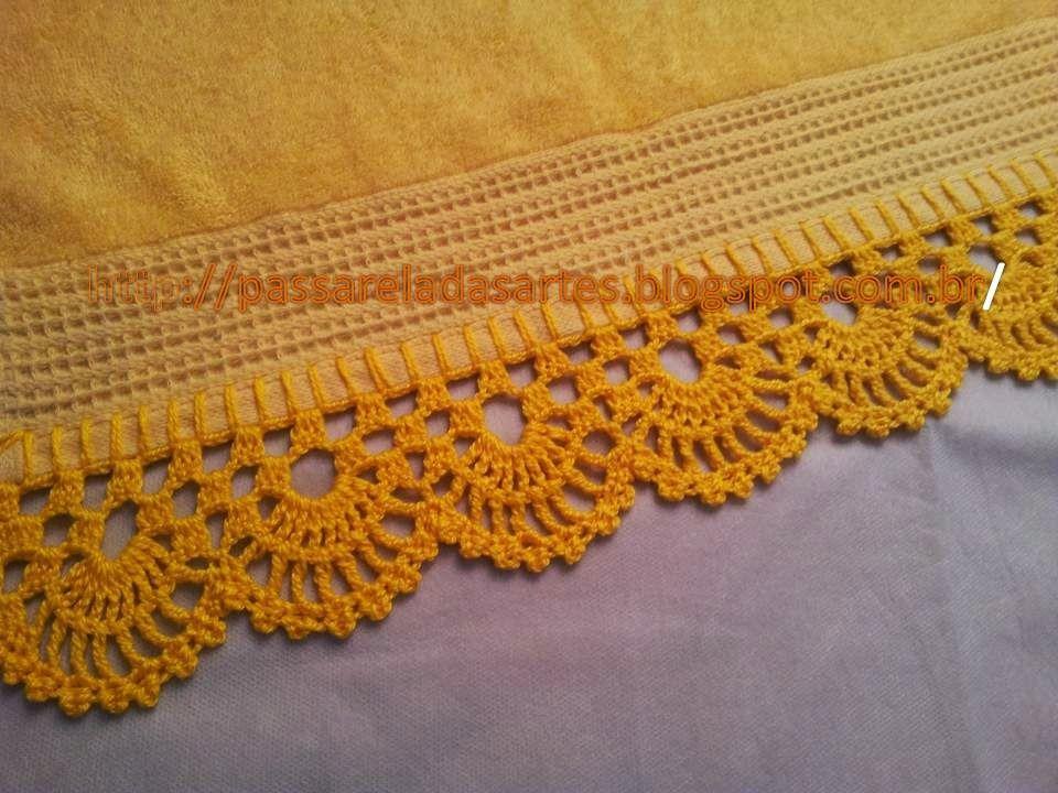 Crochê, tricô, bordado em ponto cruz, costura e outras técnicas ...
