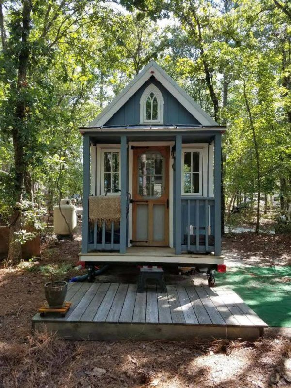 tiny house parking. This Is An Announcement For Tiny House Parking At Heritage RV And Park In I