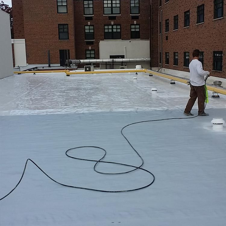 Commercial Roofing Contractor Metro Detroit In 2020 Commercial Roofing Roofing Contractors Roofing