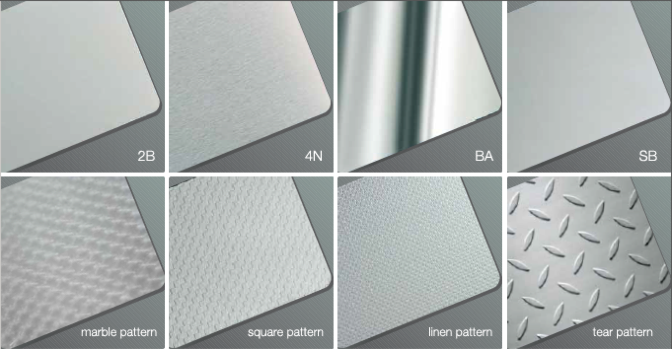 Stainless Steel Surface Finishing Is Actually A Set Of Procedures That Involves Various Activities That Are Conducted Eithe Steel Stainless Steel Stainless