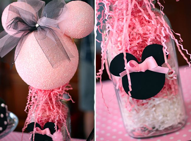 Minnie mouse party ideas on pinterest