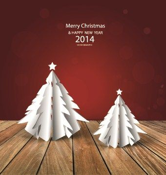 Floor and christmas background vector set 04 Christmas Pinterest
