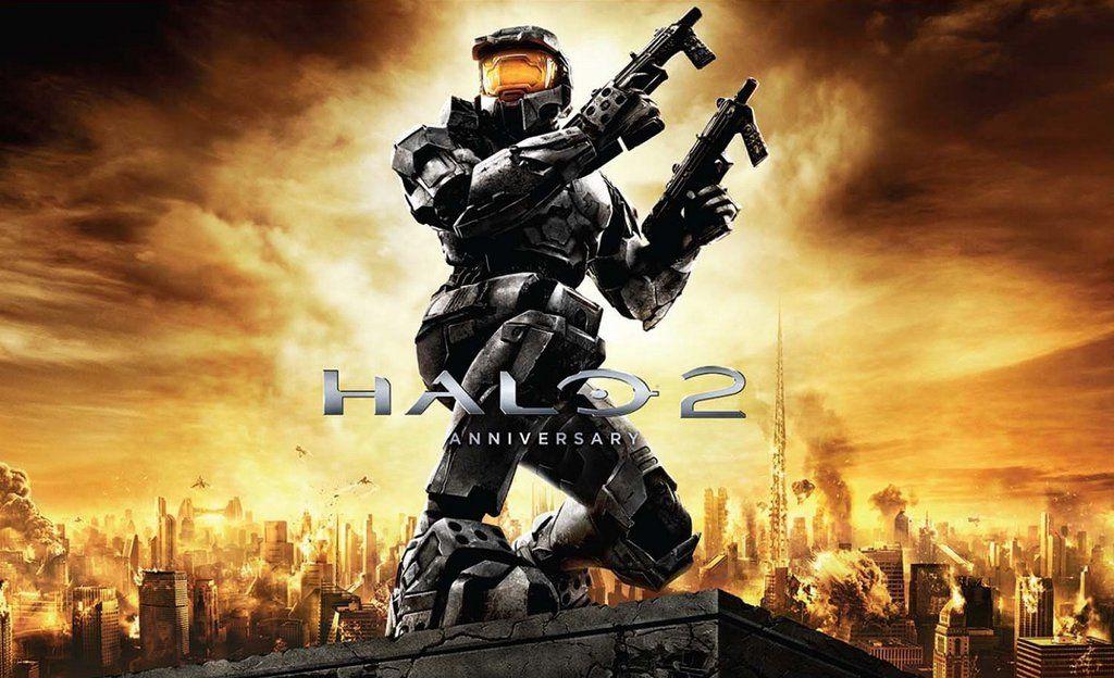 Halo 2 Anniversary Wallpaper Hd Wallpapersafari Oreol