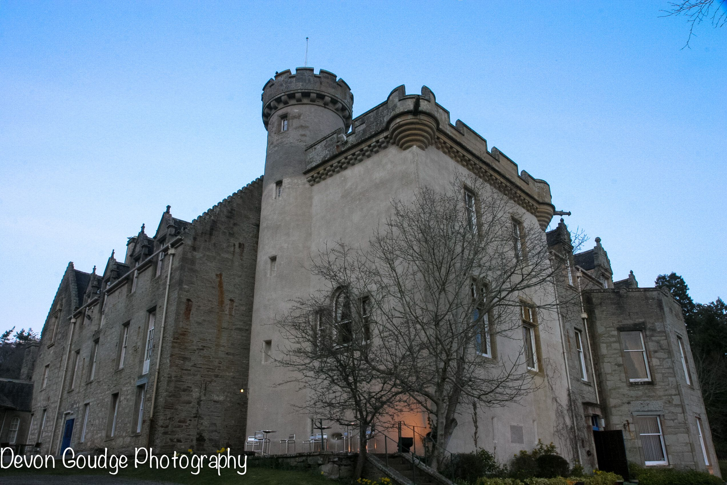 Tulloch Castle Hotel, Dingwall Scotland Places I've Been