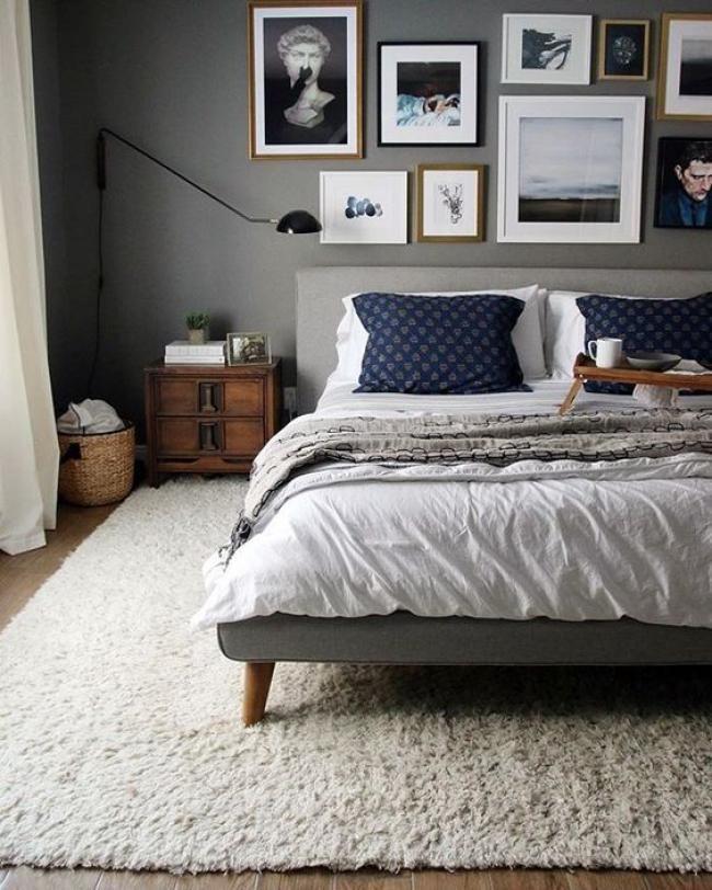 Scandinavian Bedroom Curtains Bedroom Chandeliers Menards Bedroom Athletics Mule Slippers Bedroom Colour Combination: Stylish Bedroom Decor, Mid-century And Modern Lighting