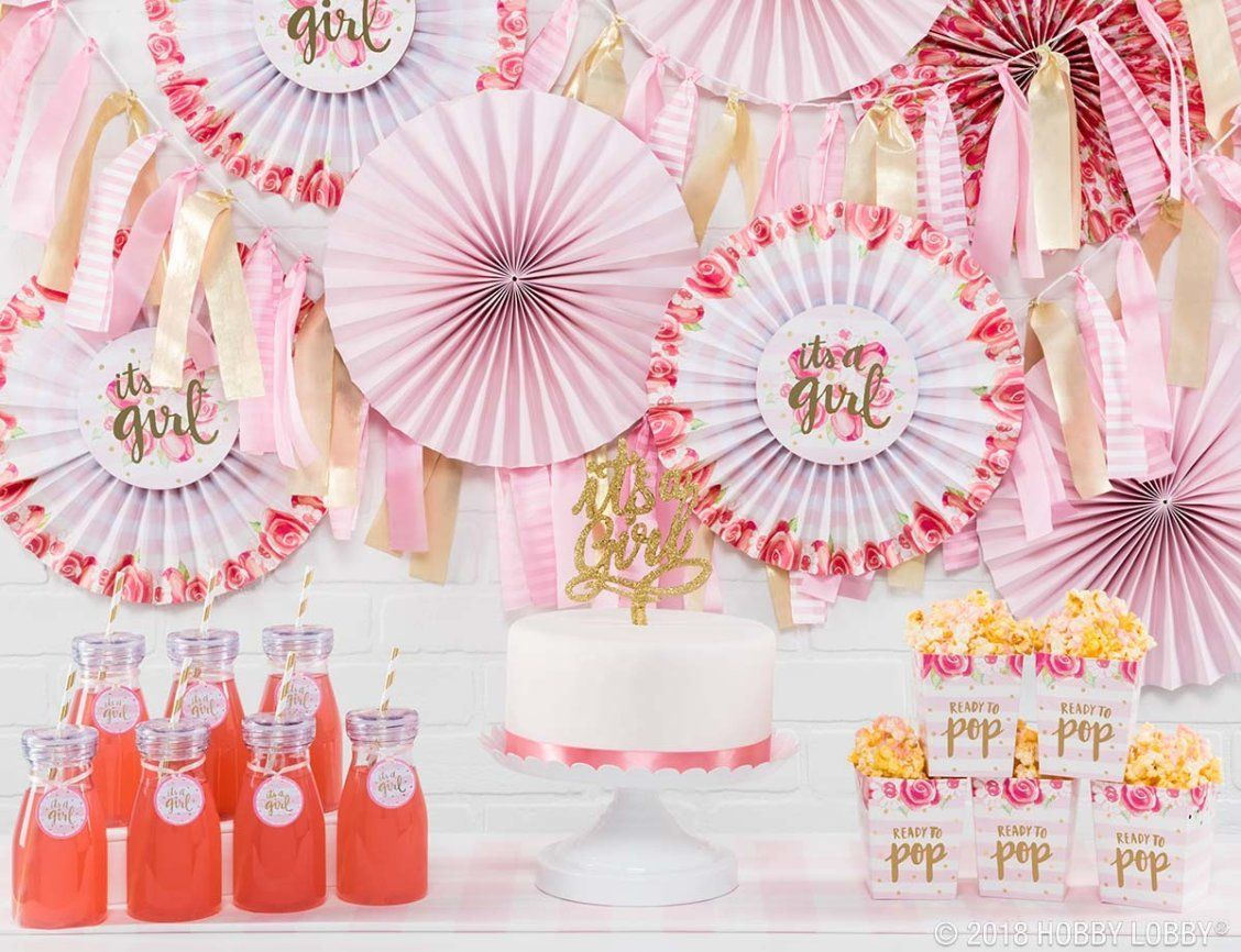 Throw A Sweet Party That Really Pops With Ready To Go Baby Shower Gifts Decor And More Birthday Party Set Ninja Birthday Parties Baby Shower