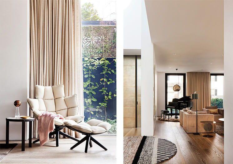 etre living blog  minimal living room furniture design