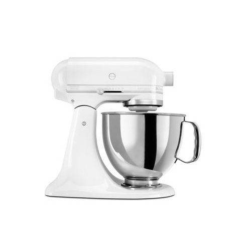 Kitchenaid Artisan Stand Mixer 5 Quart Refurbished Tilt Head Cooking Kitchen  #KitchenAid