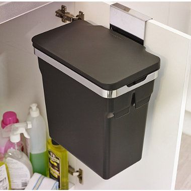 simplehuman® In Cupboard Bin - from Lakeland | kitchen | Pinterest ...