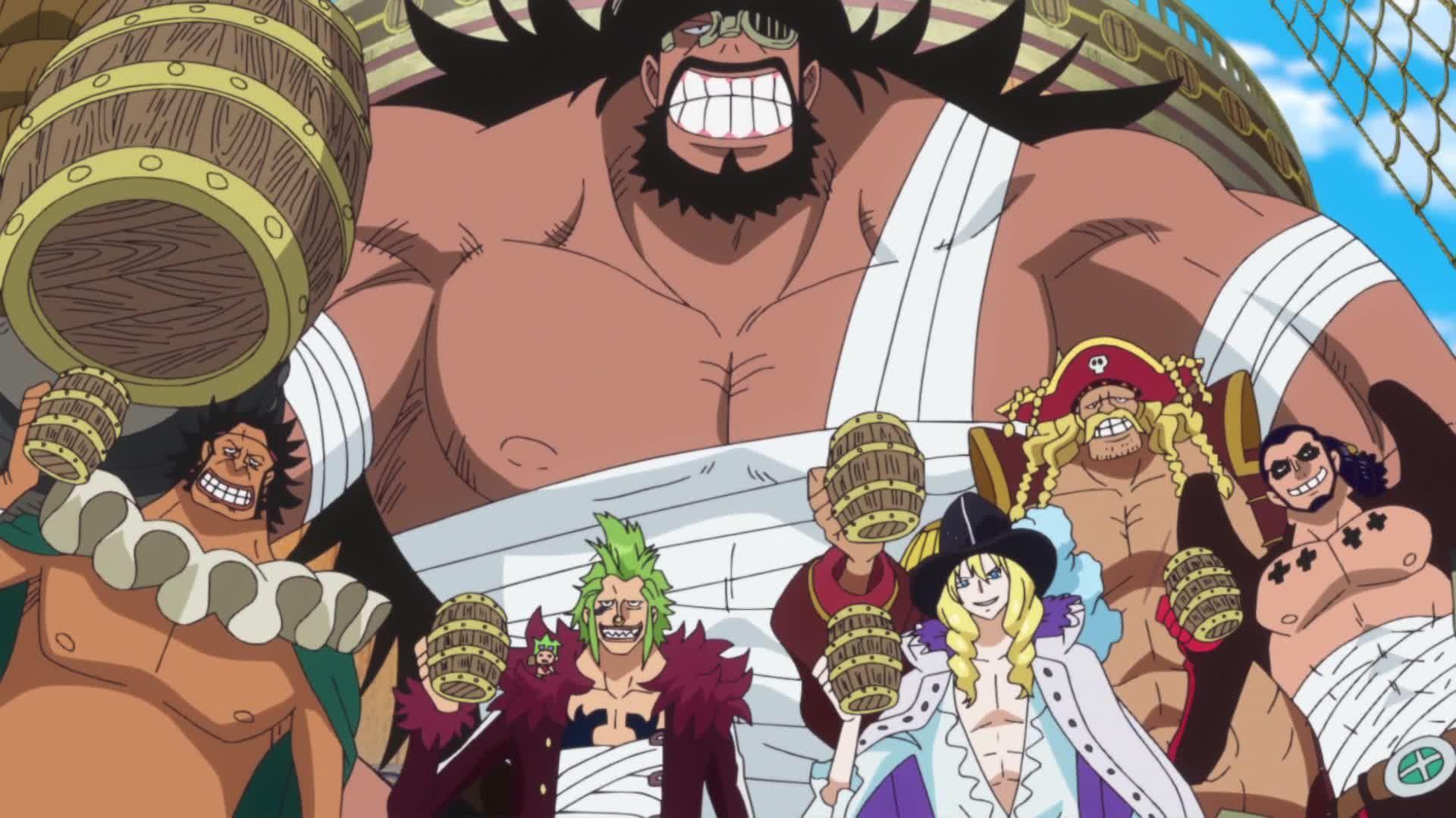 One Piece Capitulo 746 Sub Espanol Online Gratis En
