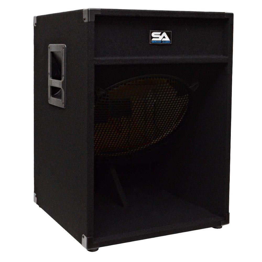Best Seismic Audio 18 Inch Pa Speaker Box Subwoofer Cabinetno 400 x 300