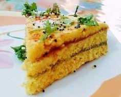 Instant sandwich khaman dhokla recipe chutney tomato sauce and food forumfinder Images