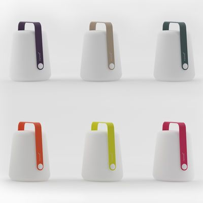 Lampe Sans Fil Balad Small Led Fermob Vert Made In Design Fermob Led Lamp