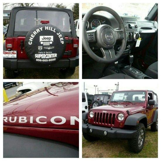 2013 Jeep Wrangler Rubicon 4wd 4x4 Lifted Cherryhilljeep