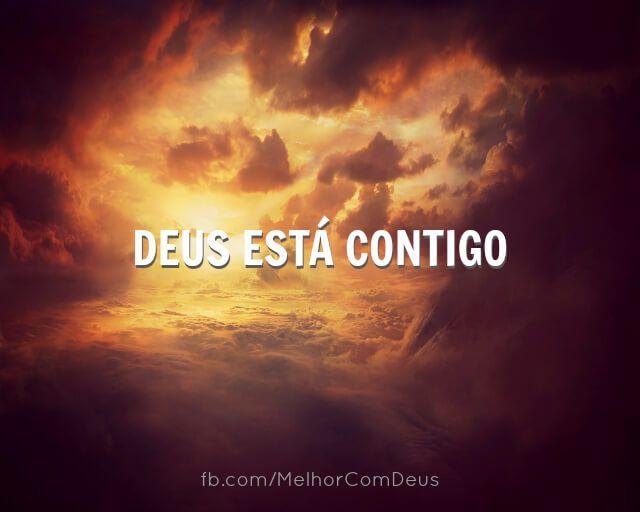 Deus Está Contigo