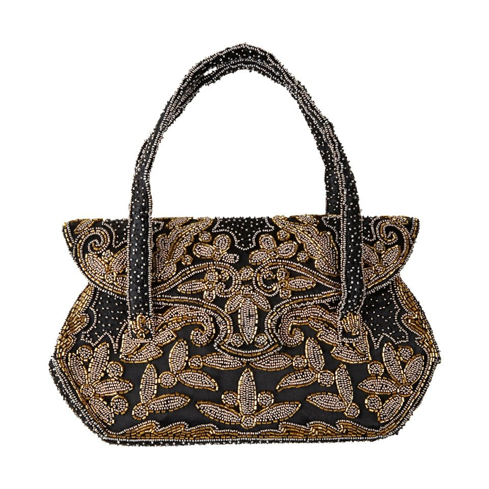1stdibs Elaborate French Beaded Bag gehmz