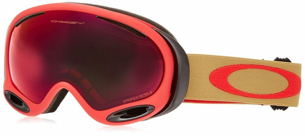 Ebay Sponsored Oakley Oo7044 36 A Frame 2 0 Eyewear Copper Red Prizm Torch Iridium Lens Oakley Ski Goggles Eyewear