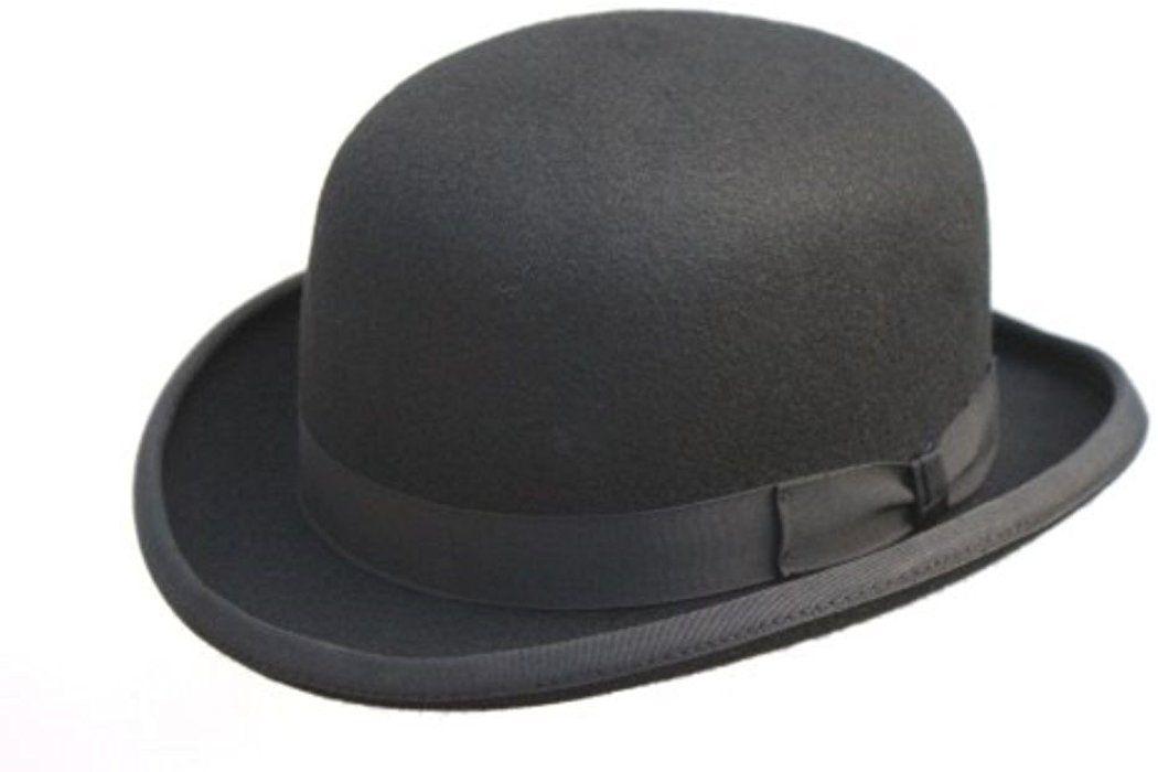 ... negra gorro de Bowler sombrero moda plumas con forro interior de satén  4 tamaños (plumas extraíbles) negro negro small  Amazon.es  Ropa y  accesorios 01663661642