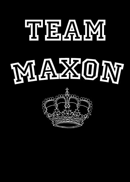 Yep! totally team maxon | The selection book, Selection ...