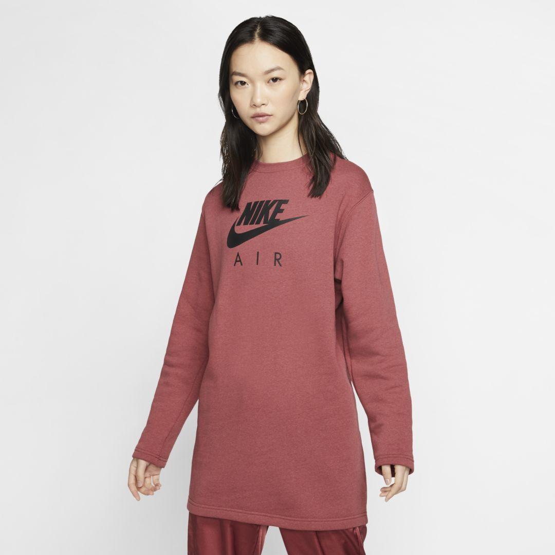 Photo of Nike Air Frauen-Fleece-Kleid. Nike.com