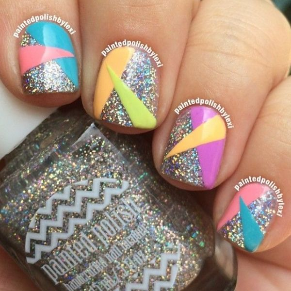Image Result For 80s Nails