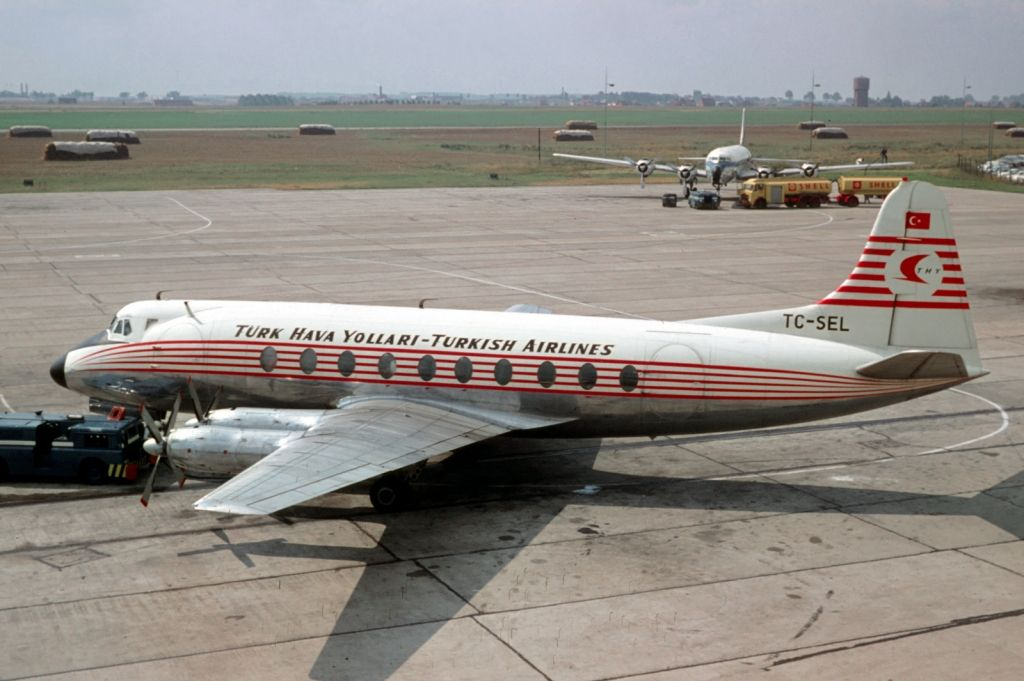 Pin on Vintage airlines