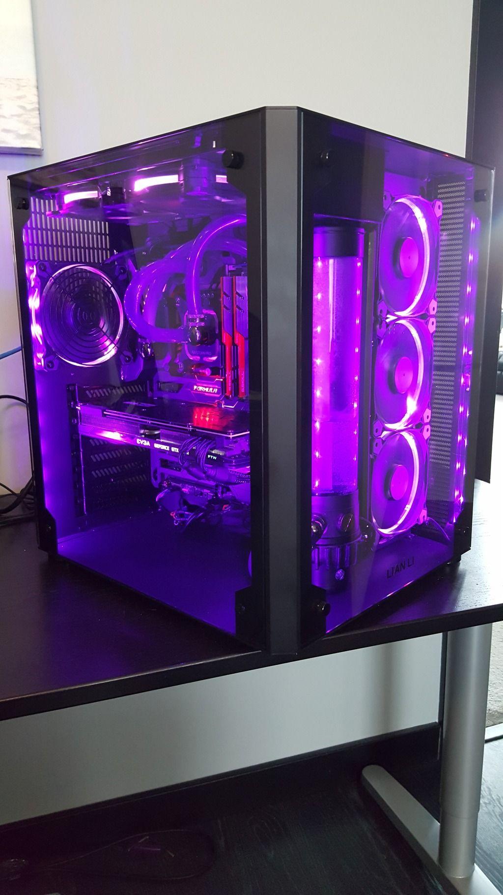 Lian Li PC-08 case