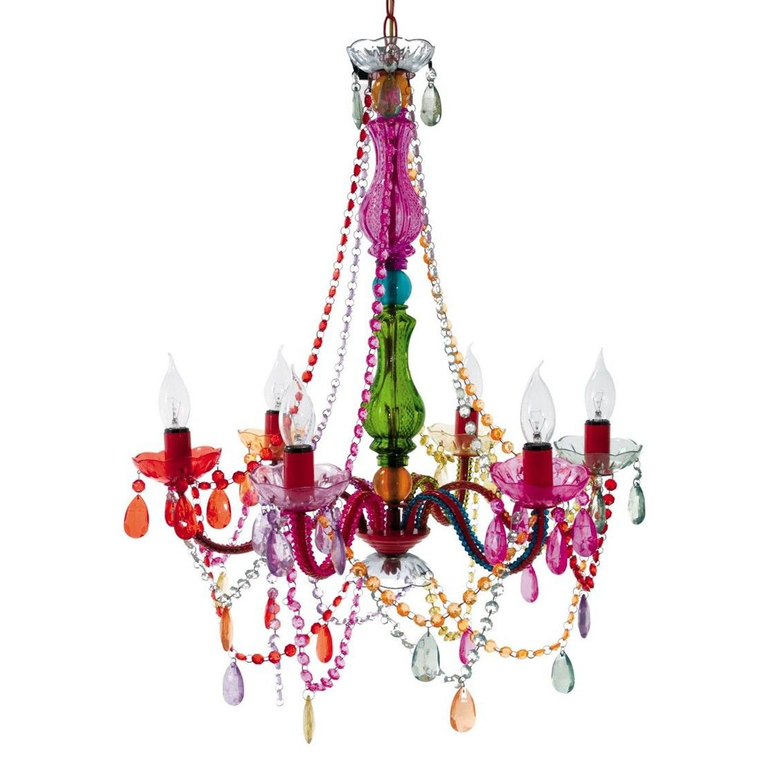 Gypsy chandelier adds a touch of outrageous baroque class to any gypsy chandelier multicolored arubaitofo Choice Image