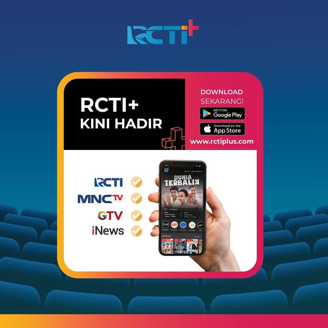 Selalu Hadir Rctiplusofficial Untuk Memudahkan Kamu Menyaksikan Tayangan Rcti Plus Mnctv Plus Gtv Plus Inews Dalam Satu Aplikasi Aplikasi Nostalgia Produk