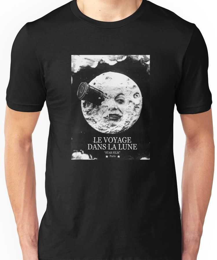 A Trip to the Moon (Le Voyage Dans La Lune)  Unisex T-Shirt