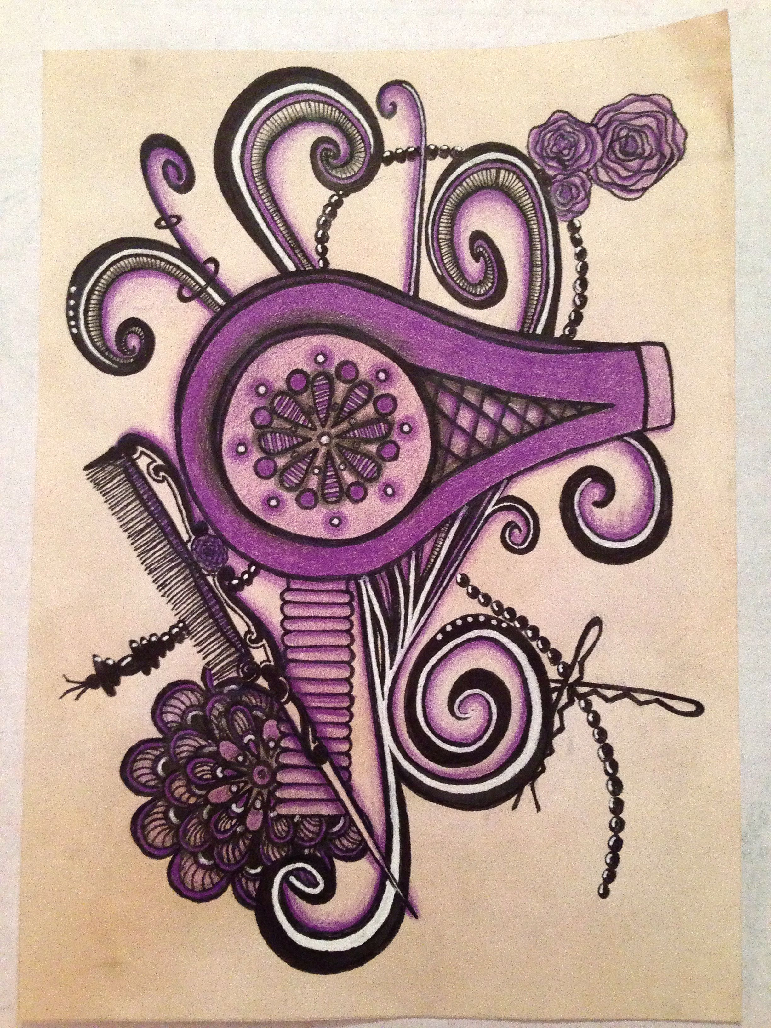Cosmetology Tattoos Designs Ideas And Meaning: My Creations & Photography