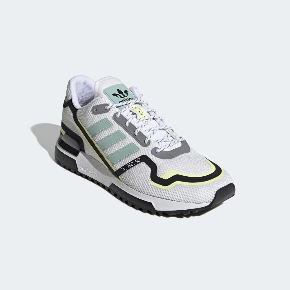 vertical algodón Viaje  Zapatilla ZX 750 HD - Blanco adidas | adidas España en 2020 | Zapatillas,  Adidas, Modelos